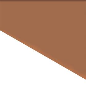 Лист гладкий 0.35 мм 1230x2000 мм коричневый RAL 8017