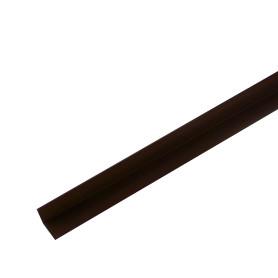 Угол внутр корич 50x50 мм L=2M