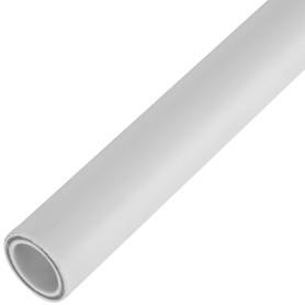 Труба полипропиленовая Политэк Ø63мм 2 м, армированная стекловолокном