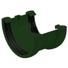 Соединитель желобов FINEBER зелёный