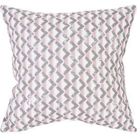 Подушка Silberzacken 40x40 см цвет розовый