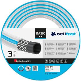 Шланг для полива Cellfast Basic ø19 мм 20 м, ПВХ