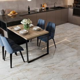 Керамогранит Merida 60X60 см 1.44 м² цвет бежевый