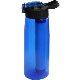 Фильтрующая бутылка, 930 мл, цвет синий