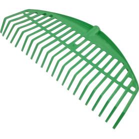 Грабли веерные Оазис 22 зуба 44 см пластик, без черенка