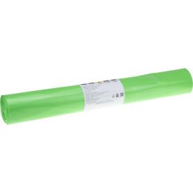 Мешки для мусора 240 л, цвет зелёный, 10 шт.
