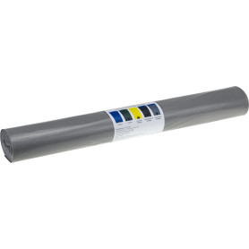 Мешки для мусора 240 л, цвет серый, 10 шт.