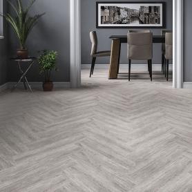Керамогранит «Мезон» 20x80 см 1.6 м² цвет коричневый