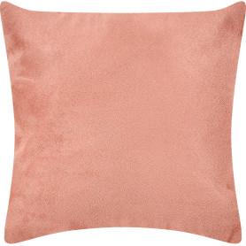 Подушка Manchester 40x40 см цвет светло-розовый