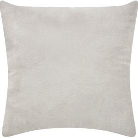 Подушка Manchester 40x40 см цвет серый