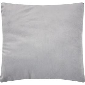 Подушка Dubbo 40x40 см цвет серый