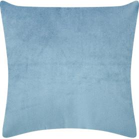 Подушка Dubbo 40x40 см цвет серо-синий