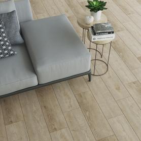 Керамогранит Woodland 20x60 см 1.08 м² цвет светло-коричневый