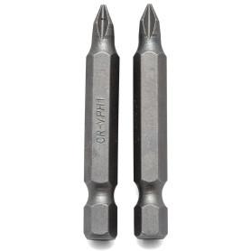 Биты магнитные Vira PH1, 50 мм, 2 шт.