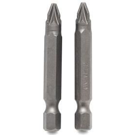 Биты магнитные Vira PZ2, 50 мм, 2 шт.