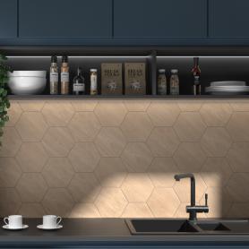 Керамогранит «Брента» 20x23.1 см 0,76 м² цвет бежевый