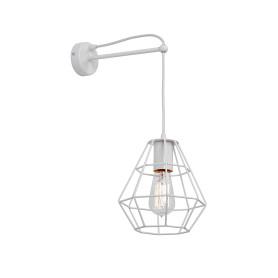 Настенный светильник Orso, цвет белый