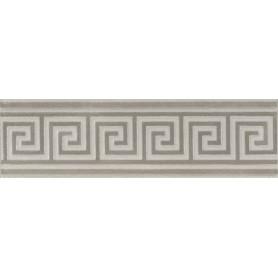 Бордюр «Дора» 20x5.7 см цвет бежевый