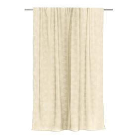 Тюль на ленте для кухни «Тиснение» 140x180 см цвет шампань