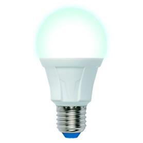 Лампа светодиодная E27 18 Вт груша матовая 1450 лм, холодный белый свет