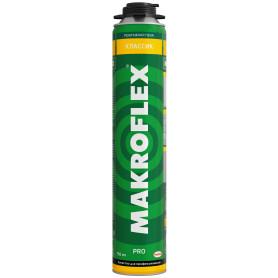 Пена монтажная пистолетная Мakroflex, 750 мл