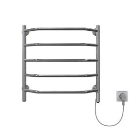 Полотенцесушитель электрический Арго Флоран-Э 50 Вт, 50х50 см, цвет хром