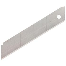 Лезвия для ножа 18 мм, 10 шт.