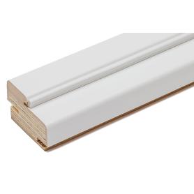 Комплект дверной коробки Танганика для полотна 900 мм CPL, цвет белый