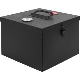 Коптильня Forester Expert с термометром 25x26 см