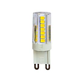 Лампа светодиодная G9 5 Вт капсула прозрачная 425 лм, белый свет
