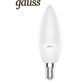 Набор светодиодных ламп (3 шт.) E14 5.5 Вт свеча матовая, нейтральный белый свет