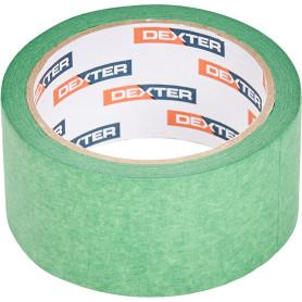 Лента малярная Dexter для наружных работ 48 мм х 25 м