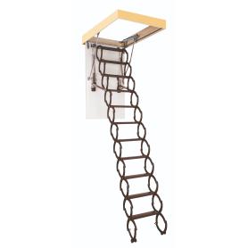 Чердачная лестница ОST-B 120x60 2.8 м