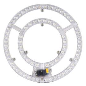 Модуль магнитный светодиодный 60 Вт с пультом управления, для диммера, нейтральный белый свет
