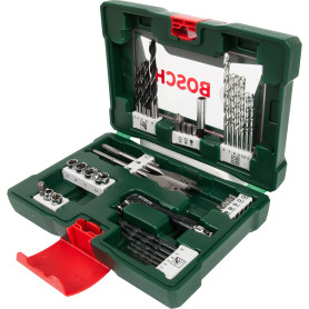 Набор оснастки Bosch V-Line, 41 предмет
