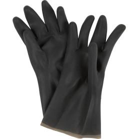 Перчатки резиновые сантехнические XL