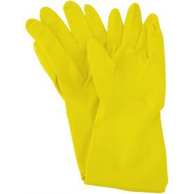 Перчатки латексные York без хлопкового напыления размер XL
