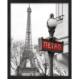 """Картина в раме """"METRO"""" 40Х50 см"""