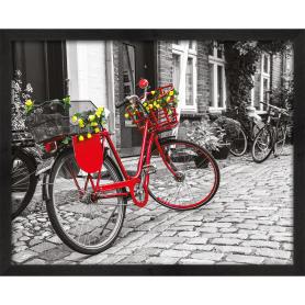 """Картина в раме """"Велосипед"""" 40Х50 см"""