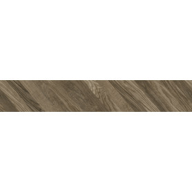 Керамогранит Golden Tile Wood Chevron left 15x90 см 1.08 м² цвет коричневый