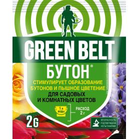 Стимулятор образования бутонов и пышного цветения Green Belt «Бутон» 2 г