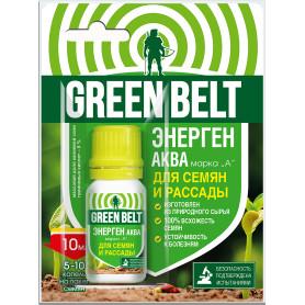 Стимулятор роста для семян и рассады Green Belt «Энерген Аква» 10 мл