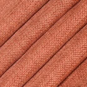 Штора на ленте со скрытыми петлями Looks Soda 1 200x260 см цвет оранжевый