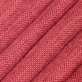 Штора на ленте со скрытыми петлями Looks Bistro 3 200x260 см цвет терракотовый