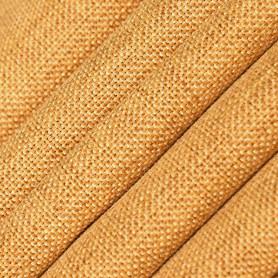 Штора на ленте со скрытыми петлями Looks Solemio 1 200x260 см цвет жёлтый