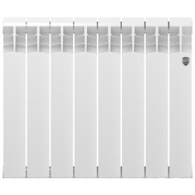 Радиатор биметаллический RT Vittoria B500, 8 секции