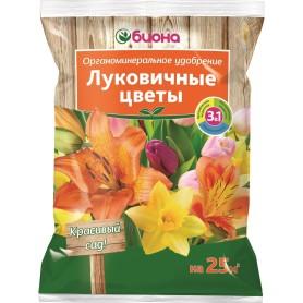 """Удобрение """"Биона"""" для луковичных цветов ОМУ 0.5 кг"""