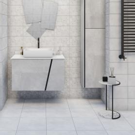 Плитка напольная Blaster 40х40 см 1.12 м² цвет серый