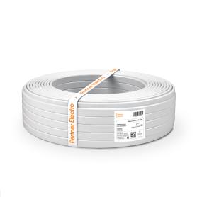 Провод Партнер-Электро ПуГВВ 3x1.5, 20 м, ГОСТ