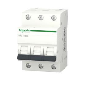 """Выключатель автоматический Schneider Electric Acti9 3 полюса 16 А, """"C"""""""